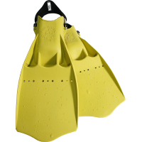 DIVE SYSTEM Tech Fin Yellow/Black/White